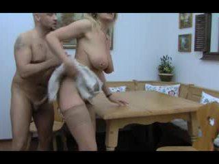 बड़े स्तन, bbw, grannies
