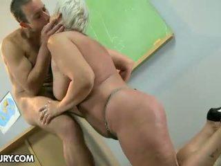 Fuck the teacher
