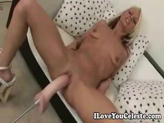 Celeste dibor keras oleh sebuah machellone
