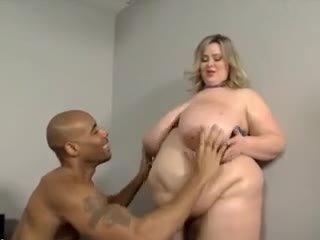 puppene, store bryster, bbw