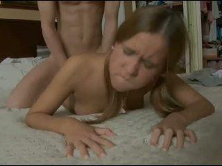 Slutty বালিকা explores পুর্ণবয়স্ক বাড়া