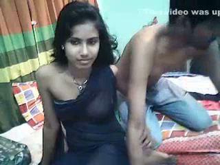 Ấn độ cặp vợ chồng trên chaturbate - desibate*