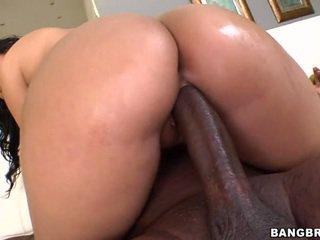 Jessica Bangkok Vs Monster Cock