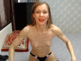 maigre, webcams, petits seins