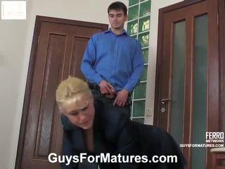 Shocking lucah video featuring cantik benjamin, bridget, connor brought oleh guys untuk matang