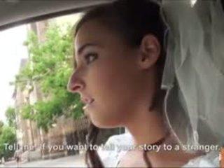 Hot Bride Fucks After Failed Wedding