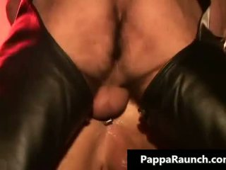 rimming, anal, papparaunch