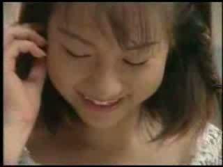 Giovanissima giapponese beginner video