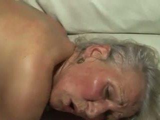 Grannys are 他媽的: 免費 假陽具 色情 視頻 89