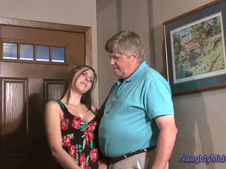 Chelcee Clifton - Naughty Not Niece Creampie: Free Porn b5