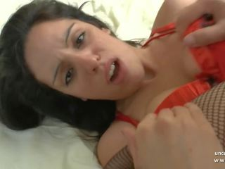 Young Amateur French Arab Beurette Analyzed DP N.