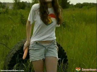 тийнейджъри, мастурбиране, вагина