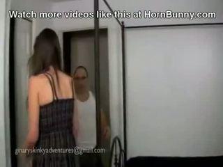 Pai e filha ter fazer para cima sexo - hornbunny. com