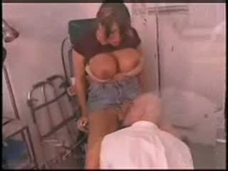 blowjob, arzt, guy fucks shemale