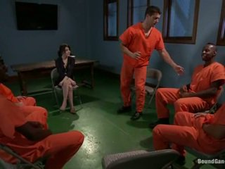Tegan tate has band made love by bastos prisoners