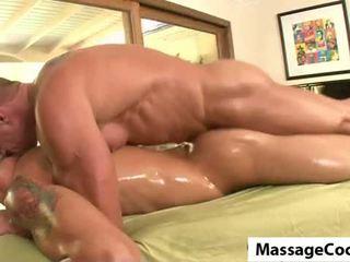 Massagecocks ripe culo masaje