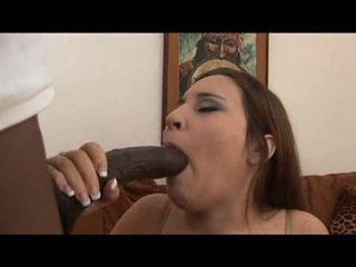 Besar hitam kontol ke putih rambut coklat alat kemaluan wanita