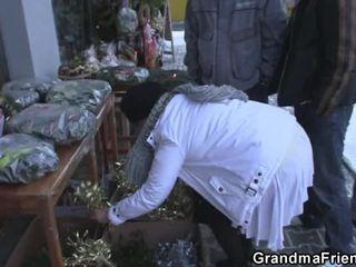 realiteit, oud, grootmoeder