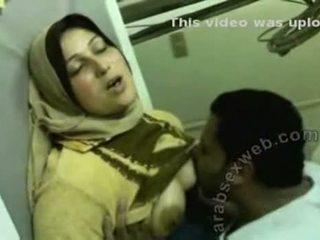Arab hijab סקס