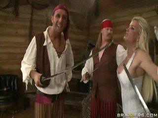 A kings wife down onto the pirates buta flesh sword