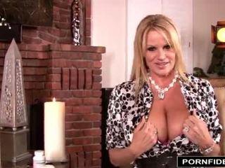 Gianna michaels e kelly partilhar seu breast kept segredo