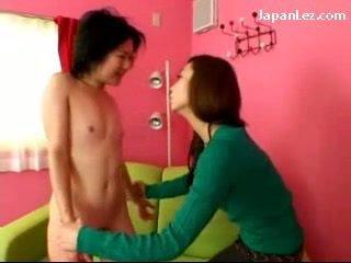 lesbiană, coreean, asiatic