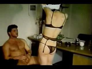 Kai ich proti daskala - griechisch oldie porno