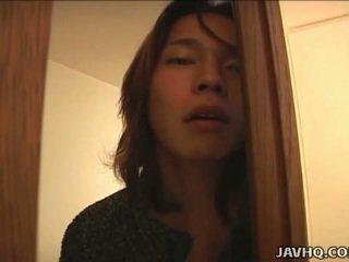 Japansk tenåring gets skitten i den bath uncensored