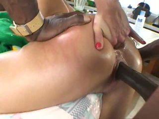 hardcore sex, nice ass, cilvēks liels penis izdrāzt