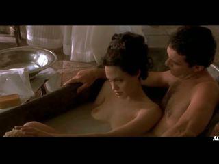 Angelina jolie في أصلي sin, حر كل celebs ناد عالية الوضوح الاباحية