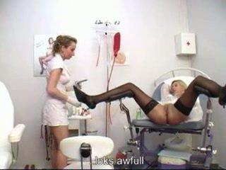 Ginecologic examining