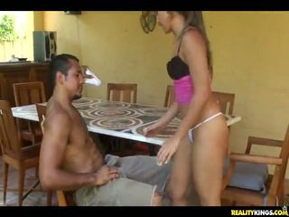 Dissolute youngster female lynn amore got suo hoochie shaged