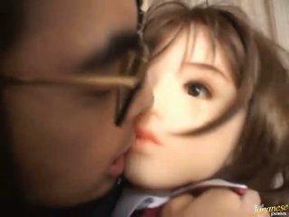 Japonais av modèle baisée