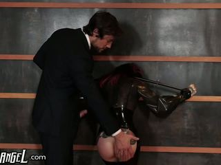 Joanna Angel Latex, Bondage and Anal