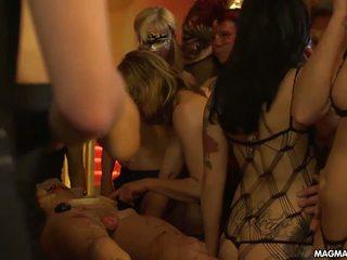 Magma film neamt masquerade swingers petrecere