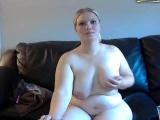bionde, bbw, webcam
