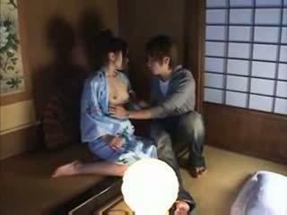 japonés, sexo, familia