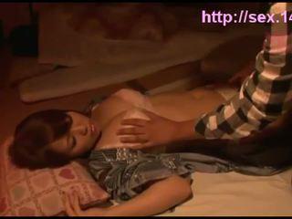 China gadis sekolah doggystyle / seks dari belakang manis warga jepun