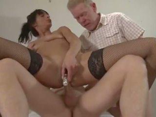 Franceze gyneco anale dp me grusht squirting dhe më shumë: porno e8