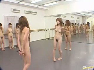 Japanese babes are crazy women