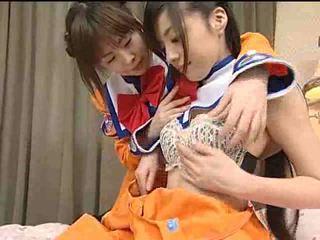 lezbijke, japonska, teen