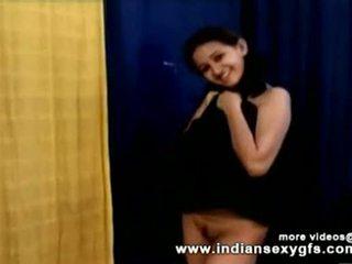 Horny Hot Indian PornStar Babe as Scho...
