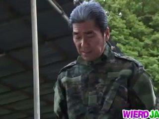 Wierd japón: japonesa mqmf got tied hasta y tortured desnudo