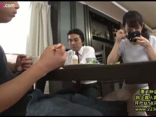 브루 넷의 사람, 일본의, 질 자위