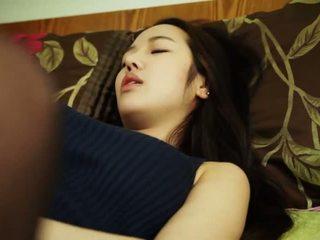 Koreanska vackra högupplöst spurting