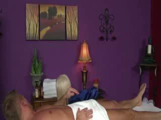 масажистка, масажист, хуй