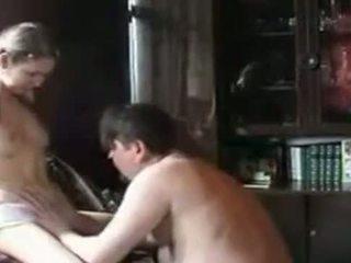 dad, daughter, video