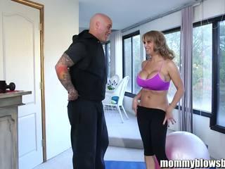 Mommybb mama ist betrügen mit sie trainer