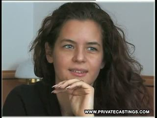 Lovely Patricia Smet Is 19 and on the Casting.