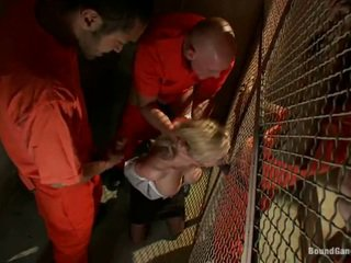 Prisoners kam laid një mut jashtë i samantha sin